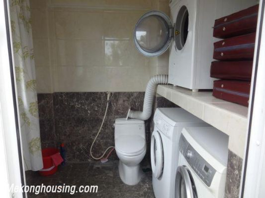 Serviced apartment with one bedroom for rent in Ba Dinh district, Hanoi 2