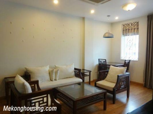 Serviced apartment with one bedroom for rent in Ba Dinh district, Hanoi 3