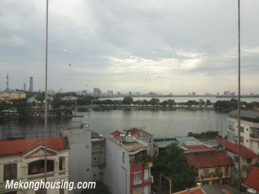 Serviced apartment with one bedroom for rent in Ba Dinh district, Hanoi 11