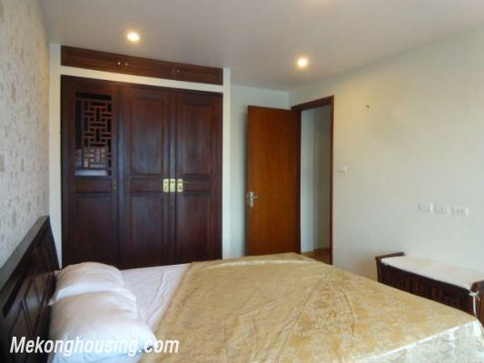 Serviced apartment with one bedroom for rent in Ba Dinh district, Hanoi 12