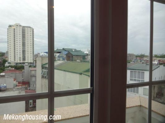 Serviced apartment with one bedroom for rent in Ba Dinh district, Hanoi 6