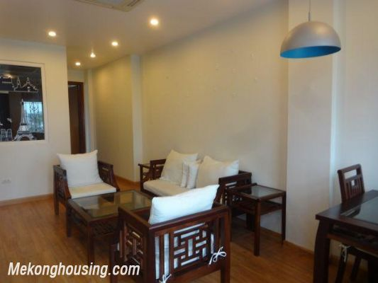 Serviced apartment with one bedroom for rent in Ba Dinh district, Hanoi 7