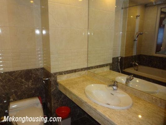 Serviced apartment with one bedroom for rent in Ba Dinh district, Hanoi 8