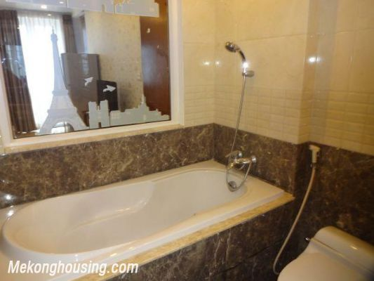 Serviced apartment with one bedroom for rent in Ba Dinh district, Hanoi 9