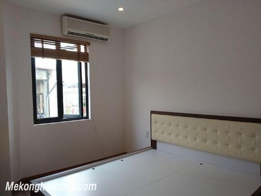 Serviced apartment with one bedroom for rent in Doi Can street, Ba Dinh, Hanoi 4