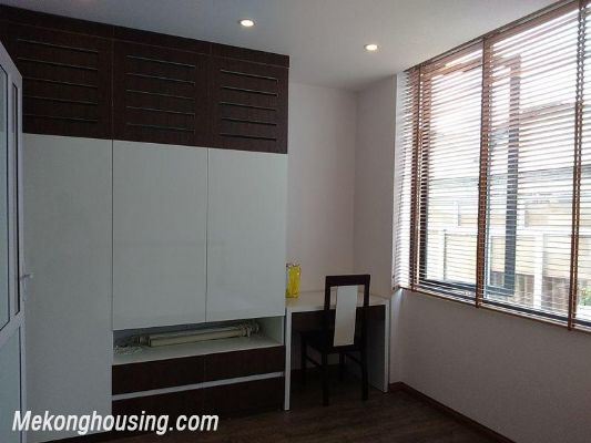 Serviced apartment with one bedroom for rent in Doi Can street, Ba Dinh, Hanoi 5