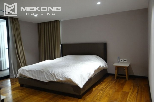 Spacious and fully furnished apartment with 3 bedrooms for rent in Hoan Kiem district, Hanoi 6