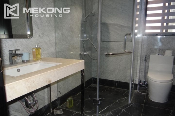 Spacious and fully furnished apartment with 3 bedrooms for rent in Hoan Kiem district, Hanoi 8