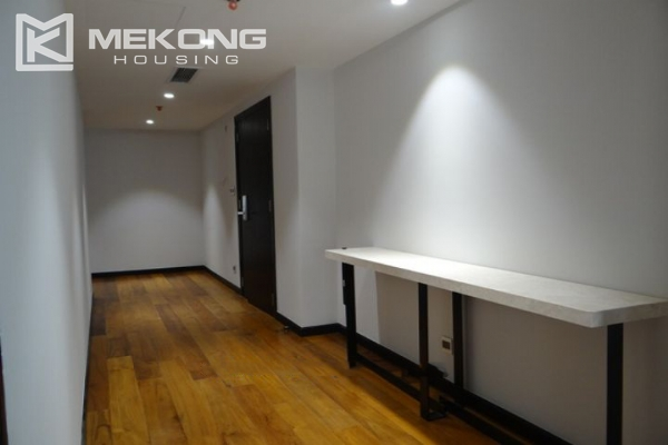 Spacious and fully furnished apartment with 3 bedrooms for rent in Hoan Kiem district, Hanoi 9