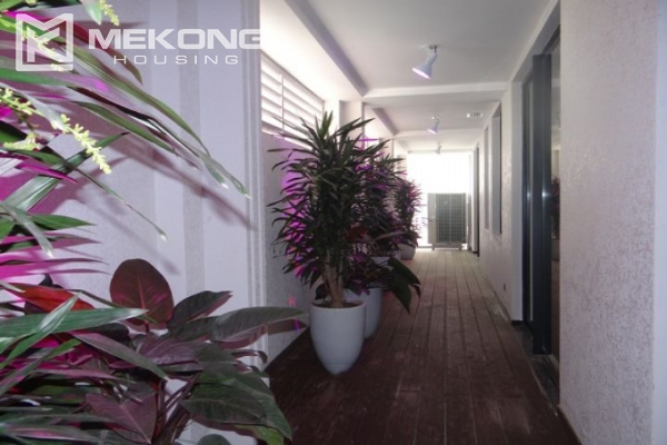 Spacious and fully furnished apartment with 3 bedrooms for rent in Hoan Kiem district, Hanoi 14