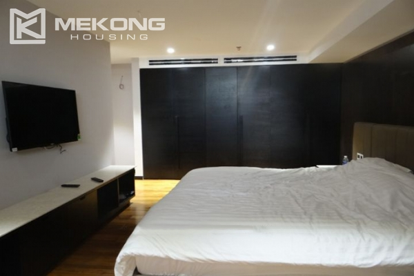 Spacious and fully furnished apartment with 3 bedrooms for rent in Hoan Kiem district, Hanoi 15