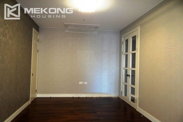 Spacious and modern furnished apartment with 3 bedrooms for rent in Keangnam Hanoi Tower 11