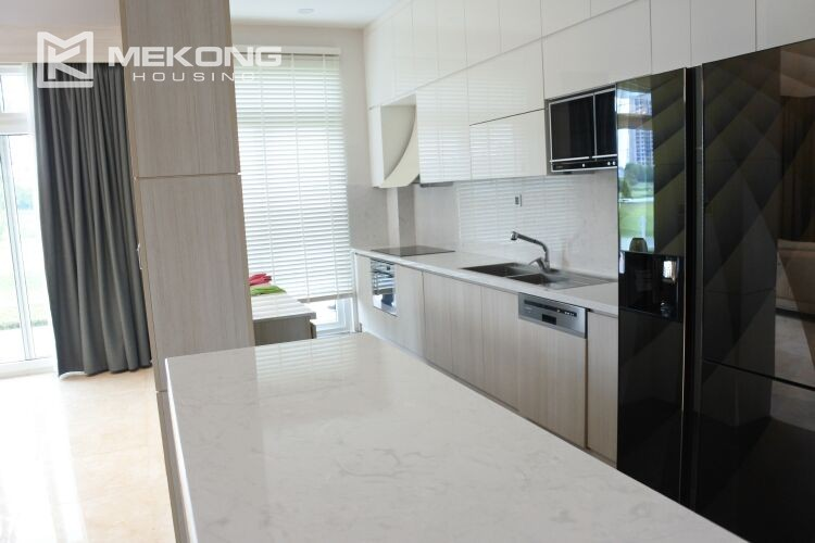 Spacious and modern villa with 5 bedrooms for rent in Q block Ciputra Hanoi 5