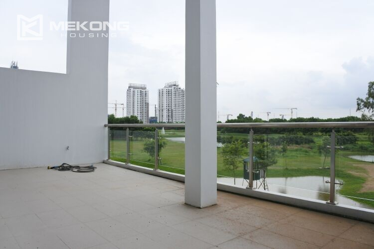 Spacious and modern villa with 5 bedrooms for rent in Q block Ciputra Hanoi 14
