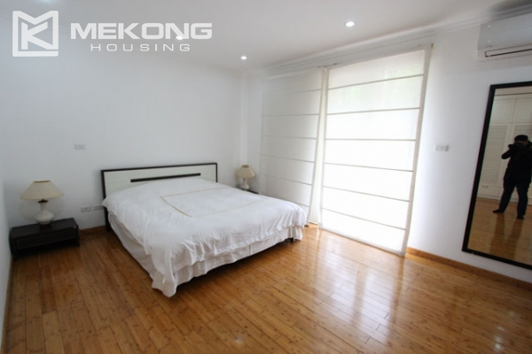 Spacious and modern villa with large garden for rent in Tay Ho district 19