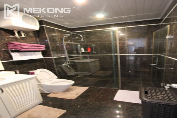 Spacious and modern villa with large garden for rent in Tay Ho district 2