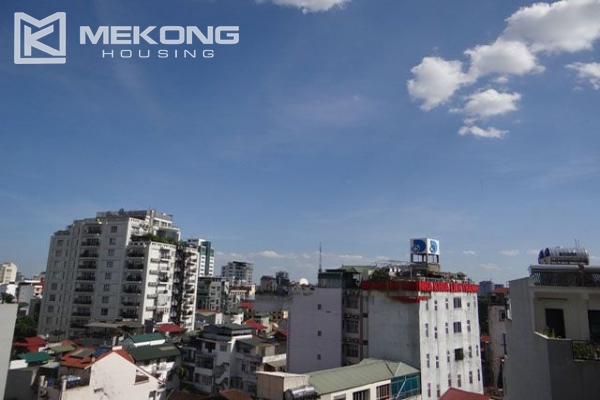 Spacious and modernly furnished apartment with 3 bedrooms for rent in Hoan Kiem district, Hanoi 5
