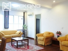 Spacious apartment for rent in G tower Ciputra Hanoi