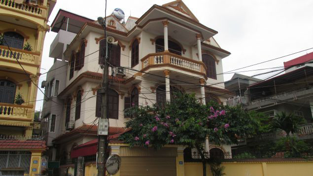 Spacious House For Rent in Long Bien Dist Hanoi
