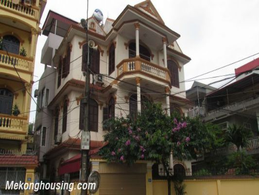 Spacious House For Rent in Long Bien Dist Hanoi 1