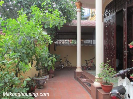 Spacious House For Rent in Long Bien Dist Hanoi 2