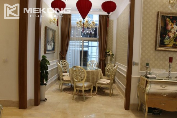 Spacious penthouse with luxury furniture for rent in Keangnam Landmark Hanoi 8