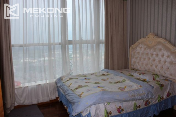 Spacious penthouse with luxury furniture for rent in Keangnam Landmark Hanoi 19