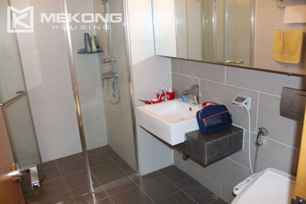 Spacious penthouse with luxury furniture for rent in Keangnam Landmark Hanoi 20