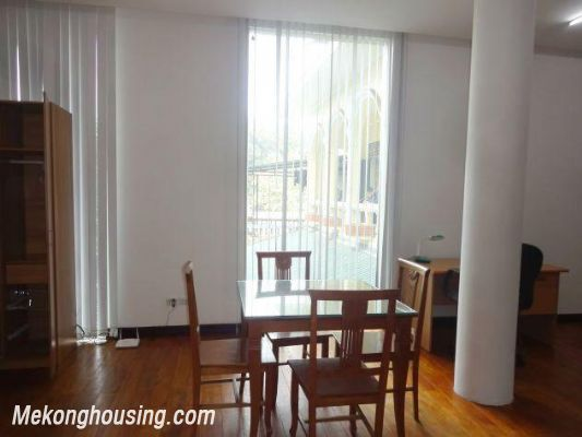 Spacious studio apartment for rent in Dang Thai Mai street, Tay Ho district, Hanoi 8