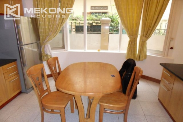 Spacious villa with large garden and out-door swimming pool for rent in To Ngoc Van street, Westlake area, Hanoi 12