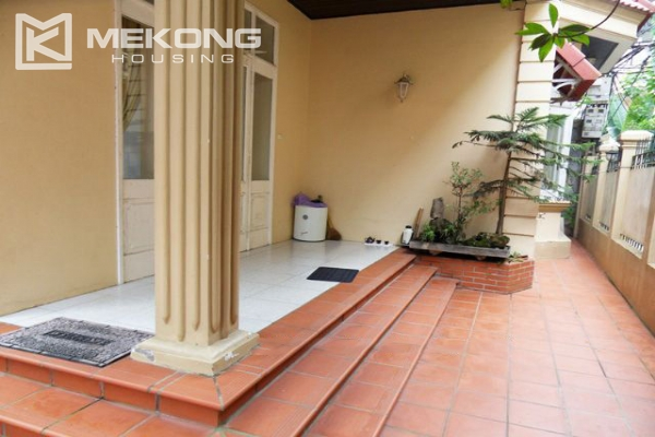 Spacious villa with large garden and out-door swimming pool for rent in To Ngoc Van street, Westlake area, Hanoi 9
