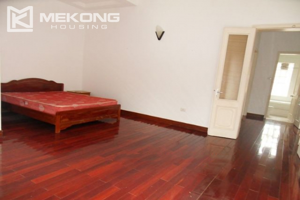 Spacious villa with large garden and out-door swimming pool for rent in To Ngoc Van street, Westlake area, Hanoi 4
