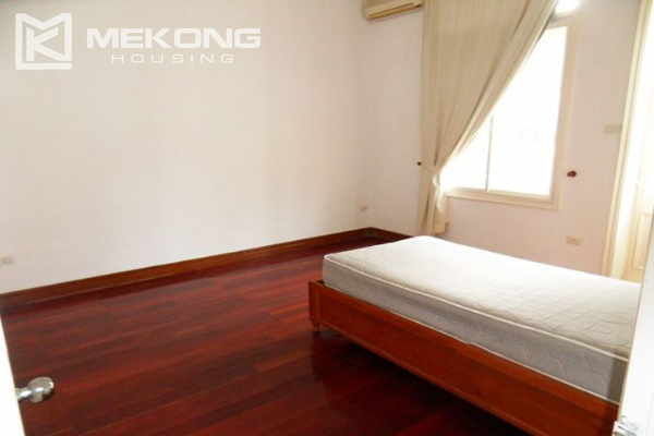 Spacious villa with large garden and out-door swimming pool for rent in To Ngoc Van street, Westlake area, Hanoi 6