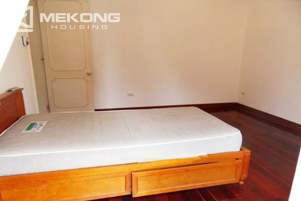 Spacious villa with large garden and out-door swimming pool for rent in To Ngoc Van street, Westlake area, Hanoi 8