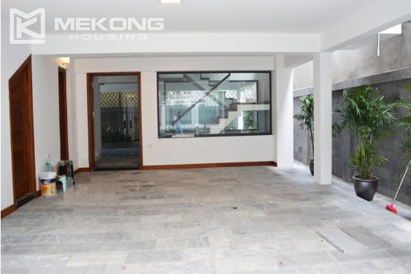 Spacious villa with swimming pool for rent in Tay Ho 5