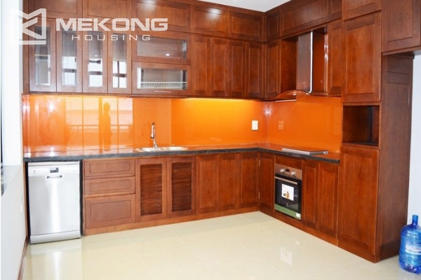 Spacious villa with swimming pool for rent in Tay Ho 11