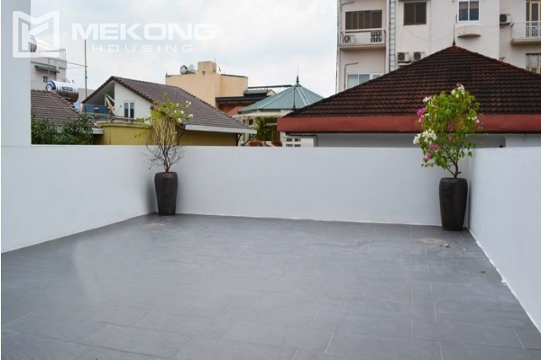 Spacious villa with swimming pool for rent in Tay Ho 20