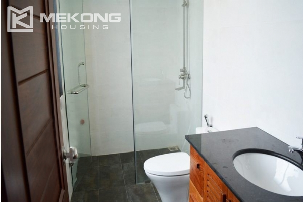 Spacious villa with swimming pool for rent in Tay Ho 4