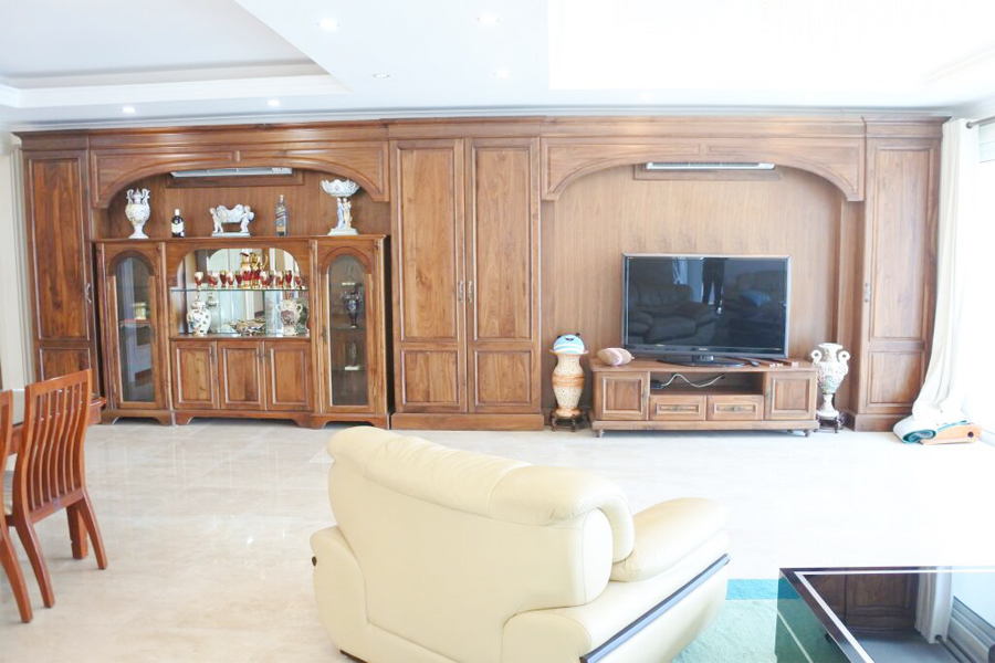 Splendid apartment with 4 bedrooms for rent in L2 tower, The Link Ciputra Hanoi 4