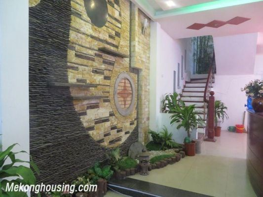 Studio serviced apartment for rent in Lang Ha street, Dong Da district, Hanoi 1