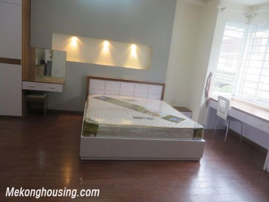 Studio serviced apartment for rent in Lang Ha street, Dong Da district, Hanoi 4