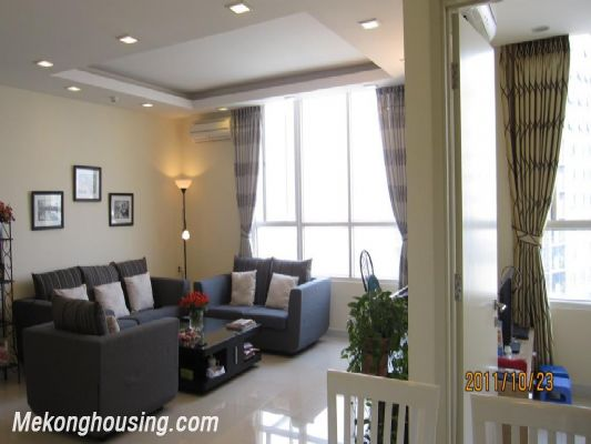 Stunning apartment with 2 bedroom for rent in Richland Southern Tower, Cau Giay district, Hanoi 2