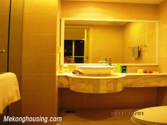 Stunning apartment with 2 bedroom for rent in Richland Southern Tower, Cau Giay district, Hanoi 6