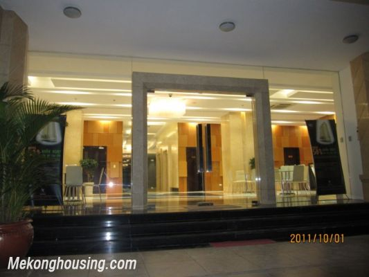 Stunning apartment with 2 bedroom for rent in Richland Southern Tower, Cau Giay district, Hanoi 8