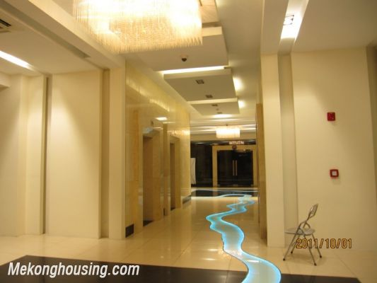 Stunning apartment with 2 bedroom for rent in Richland Southern Tower, Cau Giay district, Hanoi 9
