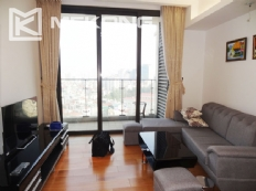 Stunning apartment with 2 bedrooms for rent in Indochina Plaza Hanoi