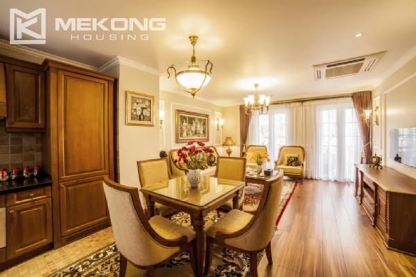 Stunning apartment with 2 bedrooms for rent in Thai Phien street, Hai Ba Trung district 2
