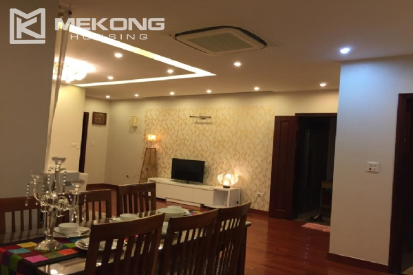 Stunning serviced apartment with 2 bedrooms for rent in Trich Sai street, Tay Ho district, Hanoi 1