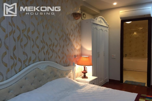 Stunning serviced apartment with 2 bedrooms for rent in Trich Sai street, Tay Ho district, Hanoi 12