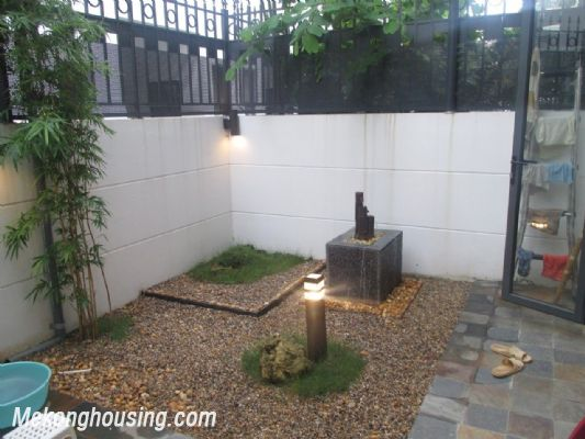 Stunning villa with 3 bedrooms and beautiful landscape view for rent in Gamuda Gardens, Hoang Mai, Hanoi 2